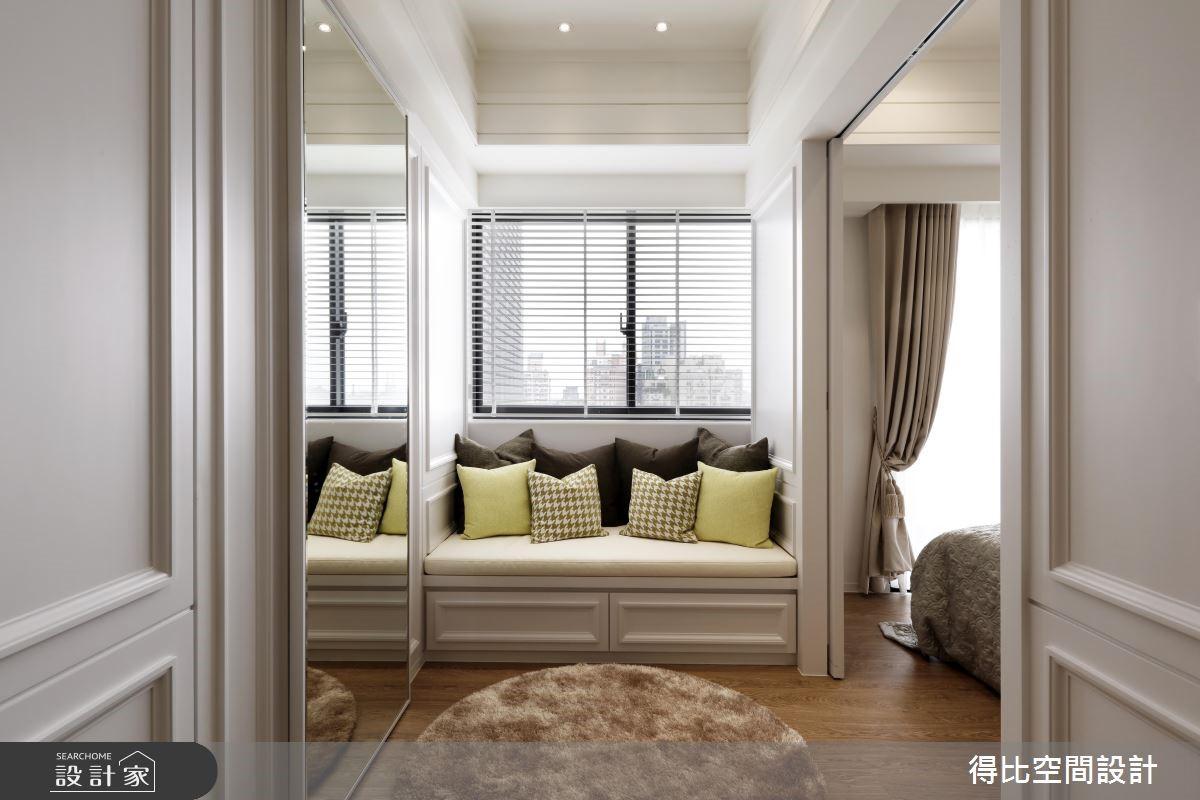 13坪新成屋(5年以下)_美式風臥榻案例圖片_得比空間設計有限公司_得比_34之4
