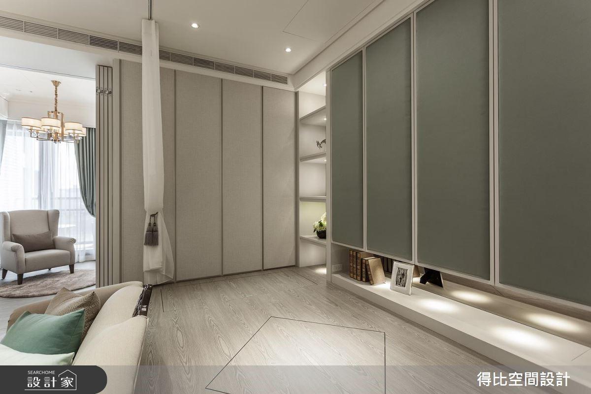 15坪新成屋(5年以下)_美式風和室案例圖片_得比空間設計有限公司_得比_36之7