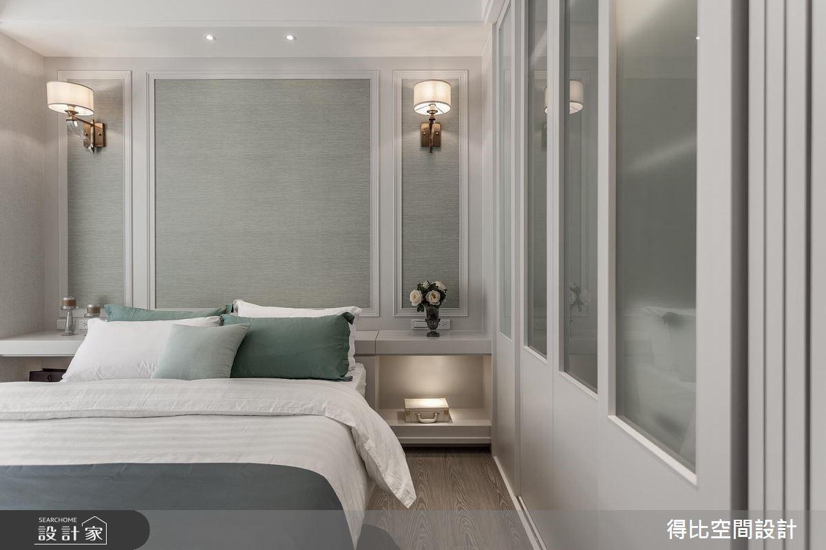 15坪新成屋(5年以下)_美式風臥室案例圖片_得比空間設計有限公司_得比_36之9