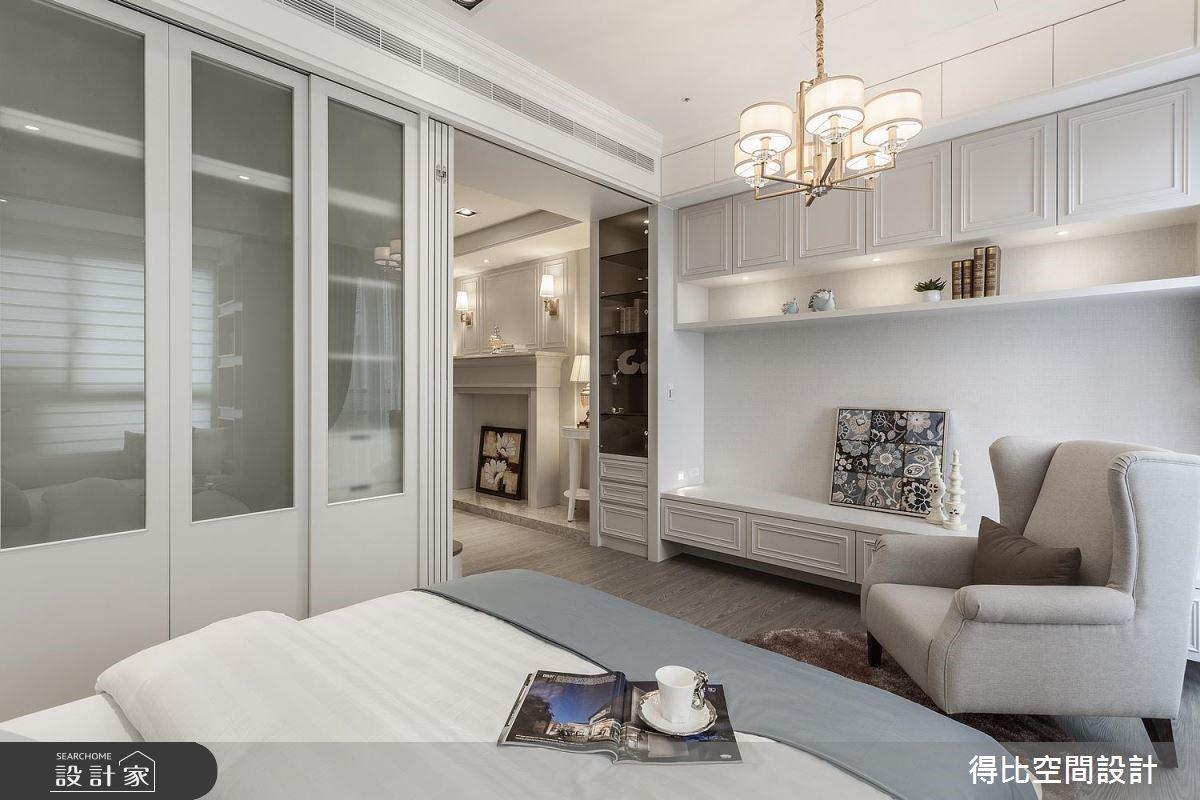 15坪新成屋(5年以下)_美式風臥室案例圖片_得比空間設計有限公司_得比_36之15