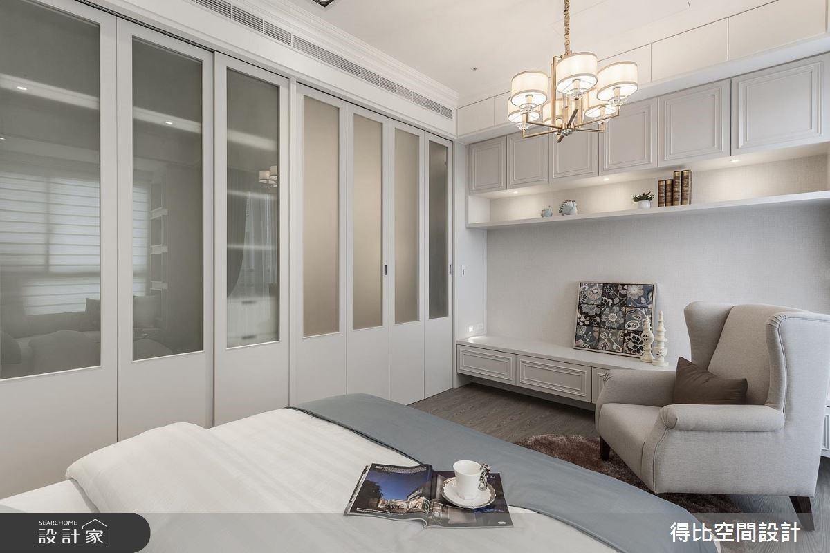 15坪新成屋(5年以下)_美式風臥室案例圖片_得比空間設計有限公司_得比_36之14