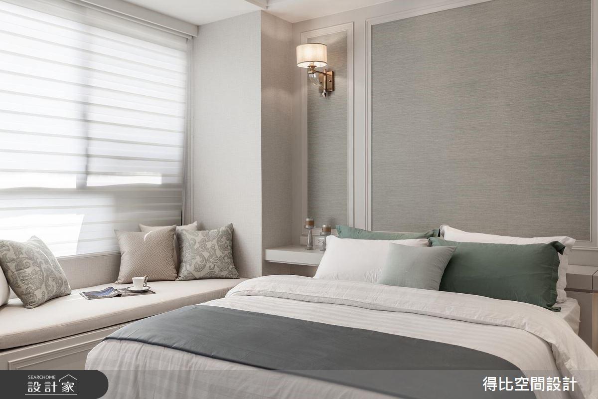 15坪新成屋(5年以下)_美式風臥榻臥室案例圖片_得比空間設計有限公司_得比_36之13
