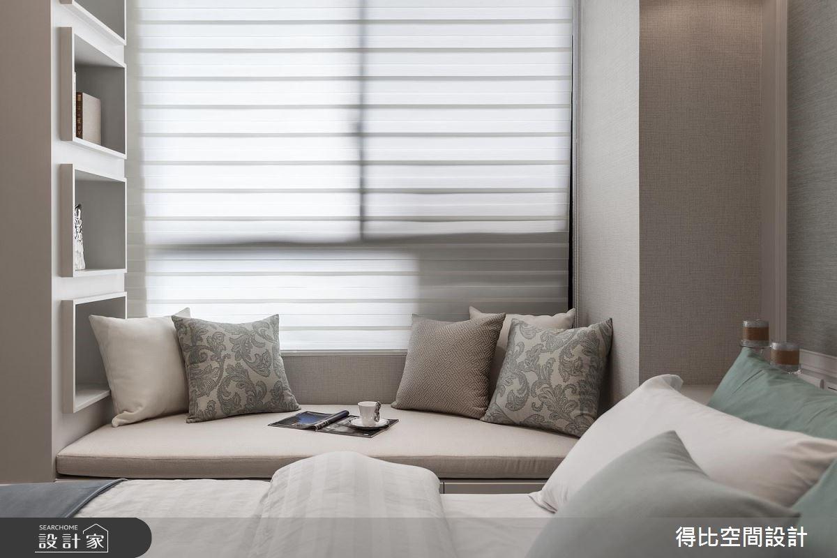 15坪新成屋(5年以下)_美式風臥榻臥室案例圖片_得比空間設計有限公司_得比_36之12