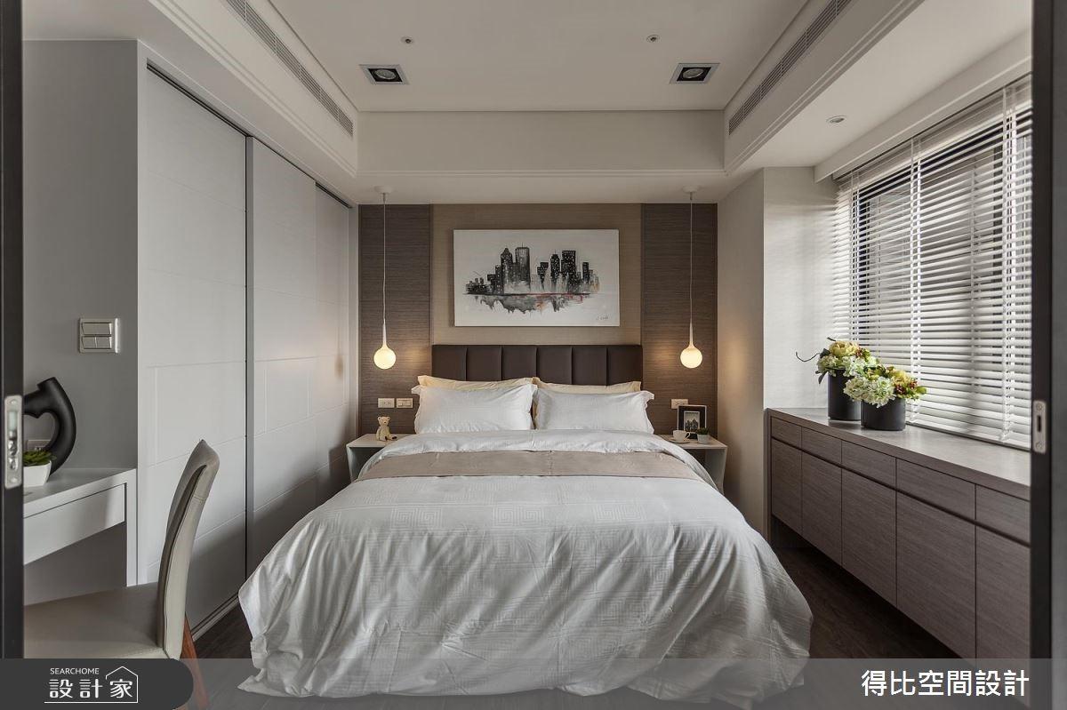 17坪新成屋(5年以下)_北歐風臥室案例圖片_得比空間設計有限公司_得比_38之12