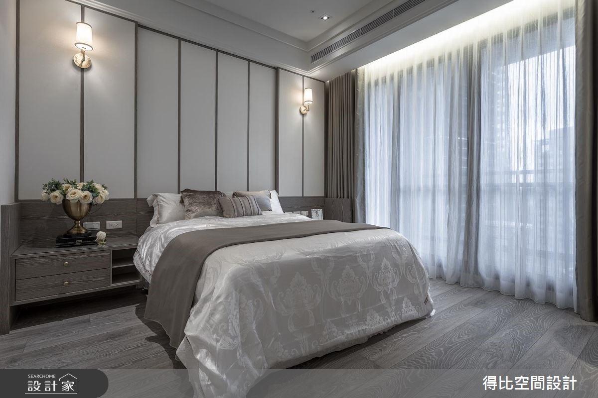 17坪新成屋(5年以下)_奢華風臥室客房案例圖片_得比空間設計有限公司_得比_57之8