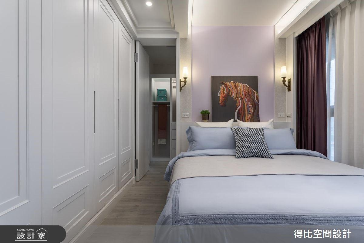35坪新成屋(5年以下)_現代風臥室客房案例圖片_得比空間設計有限公司_得比_60之16
