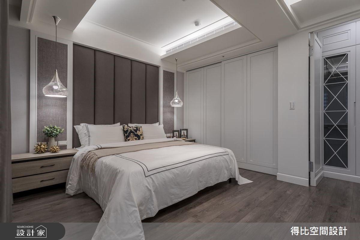 35坪新成屋(5年以下)_現代風臥室客房案例圖片_得比空間設計有限公司_得比_60之12
