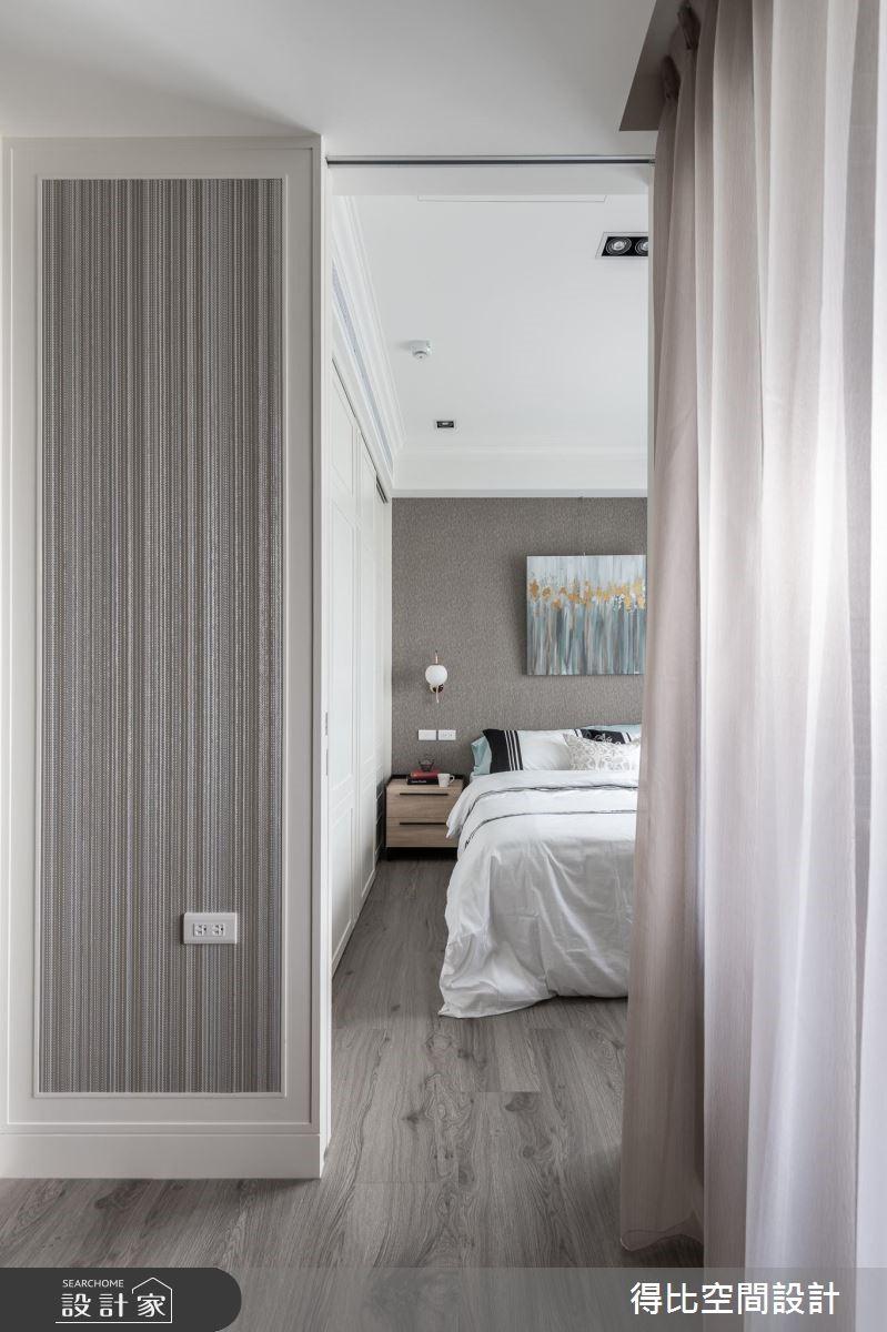 13坪新成屋(5年以下)_美式風臥室客房案例圖片_得比空間設計有限公司_得比_68之11