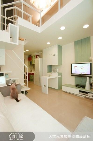 10坪預售屋_北歐風案例圖片_天空元素視覺空間設計所_天空元素_05之3
