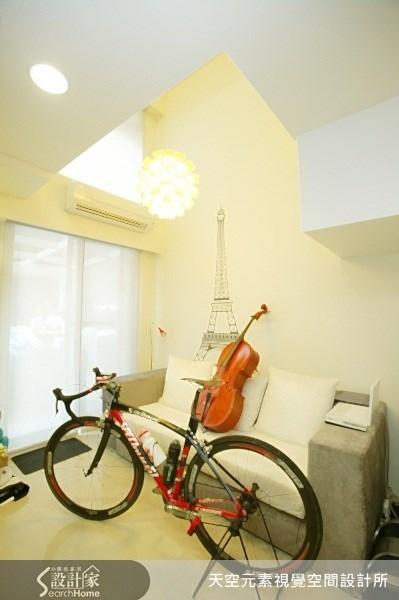10坪預售屋_北歐風案例圖片_天空元素視覺空間設計所_天空元素_05之10