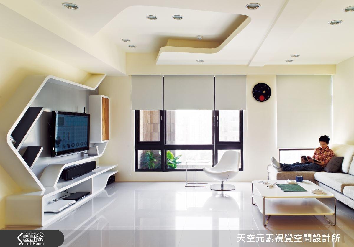 35坪預售屋_簡約風案例圖片_天空元素視覺空間設計所_天空元素_12之1