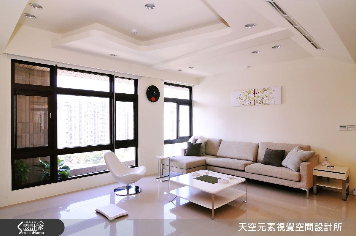35坪預售屋_簡約風案例圖片_天空元素視覺空間設計所_天空元素_12之2