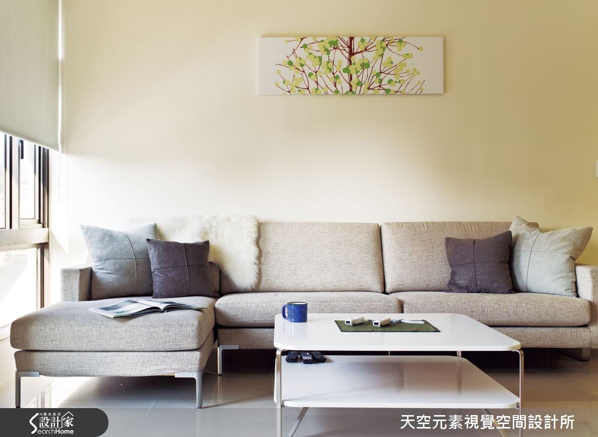 35坪預售屋_簡約風案例圖片_天空元素視覺空間設計所_天空元素_12之4