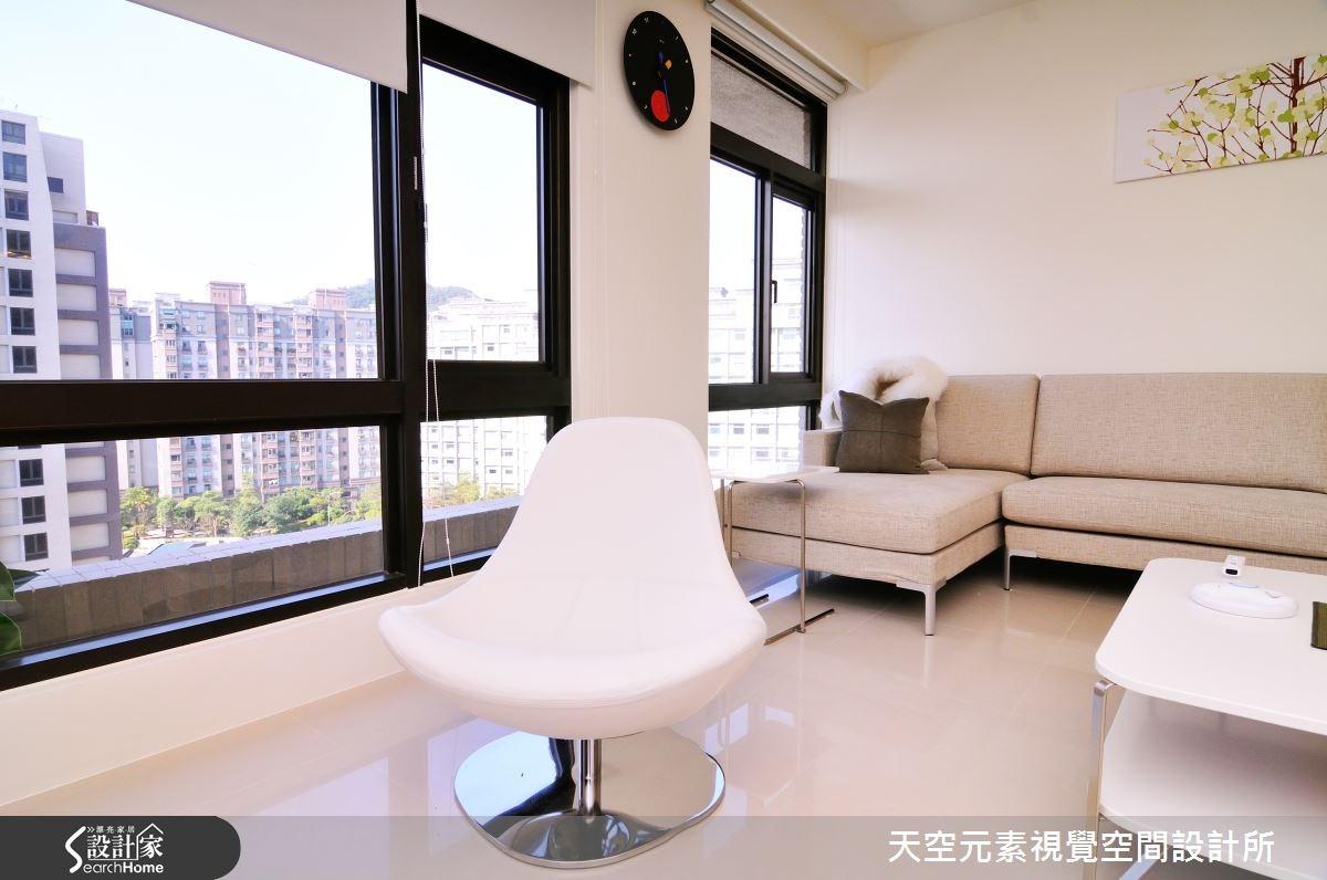 35坪預售屋_簡約風案例圖片_天空元素視覺空間設計所_天空元素_12之5