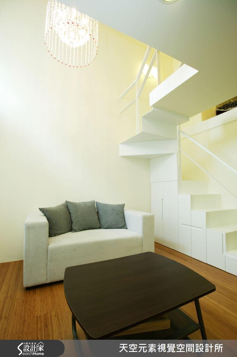 10坪預售屋_北歐風案例圖片_天空元素視覺空間設計所_天空元素_21之6