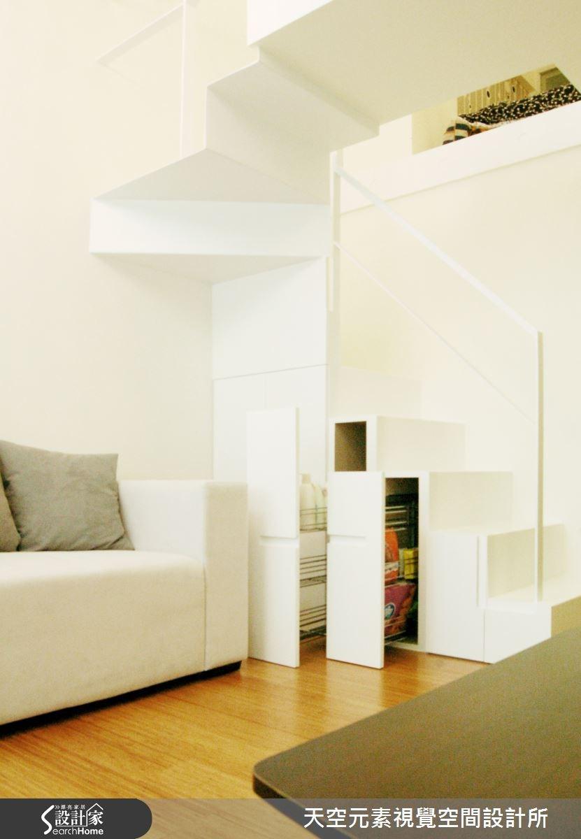 10坪預售屋_北歐風案例圖片_天空元素視覺空間設計所_天空元素_21之8