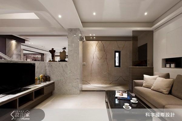120坪老屋(16~30年)_混搭風案例圖片_科宇國際設計_科宇_07之1