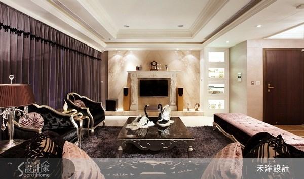 68坪新成屋(5年以下)_奢華風案例圖片_禾洋空間設計_禾洋_03之3