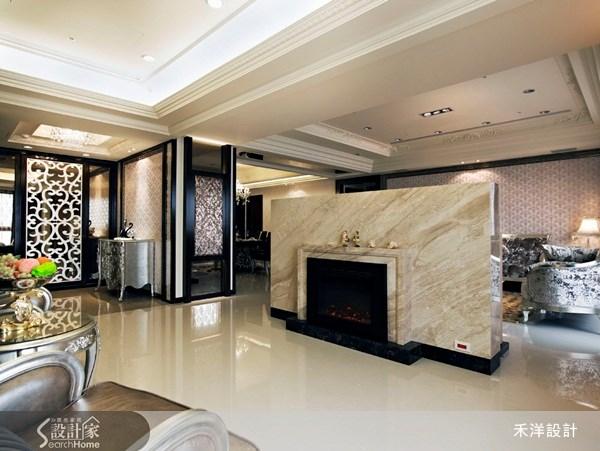 88坪新成屋(5年以下)_奢華風案例圖片_禾洋空間設計_禾洋_04之2