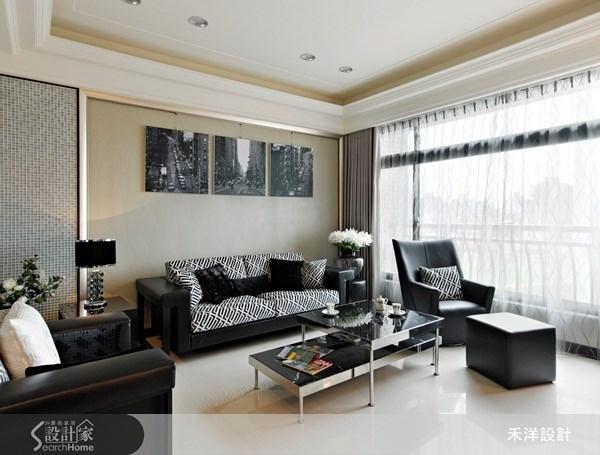 55坪新成屋(5年以下)_奢華風案例圖片_禾洋空間設計_禾洋_07之4