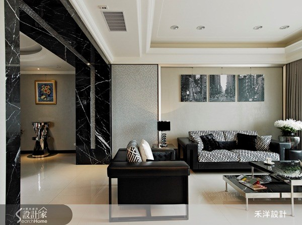 55坪新成屋(5年以下)_奢華風案例圖片_禾洋空間設計_禾洋_07之3