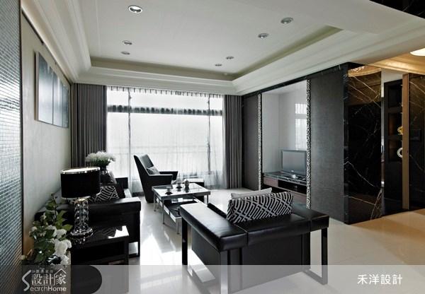 55坪新成屋(5年以下)_奢華風案例圖片_禾洋空間設計_禾洋_07之5