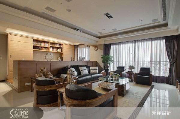 50坪新成屋(5年以下)_人文禪風案例圖片_禾洋空間設計_禾洋_08之2