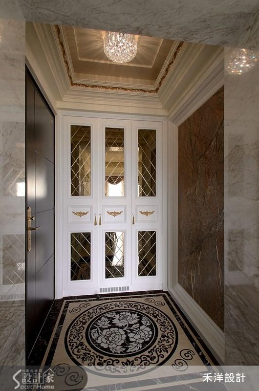 45坪新成屋(5年以下)_新古典案例圖片_禾洋空間設計_禾洋_12之1