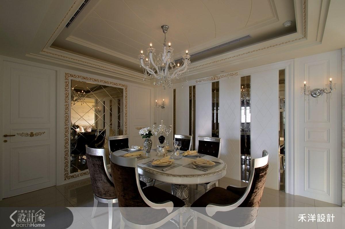 45坪新成屋(5年以下)_新古典案例圖片_禾洋空間設計_禾洋_12之6