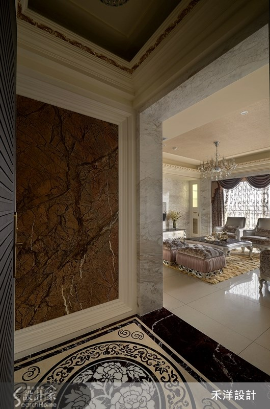 45坪新成屋(5年以下)_新古典案例圖片_禾洋空間設計_禾洋_12之2