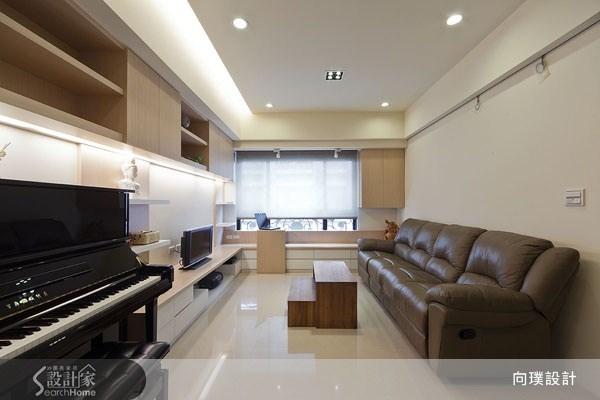 25坪新成屋(5年以下)_現代風案例圖片_向璞設計_向璞_04之2