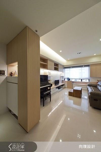 25坪新成屋(5年以下)_現代風案例圖片_向璞設計_向璞_04之1