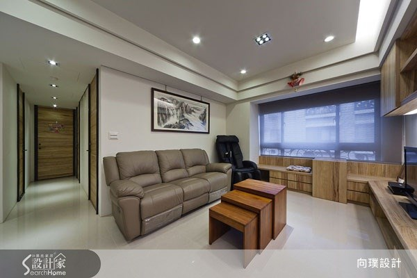 25坪新成屋(5年以下)_人文禪風案例圖片_向璞設計_向璞_05之3