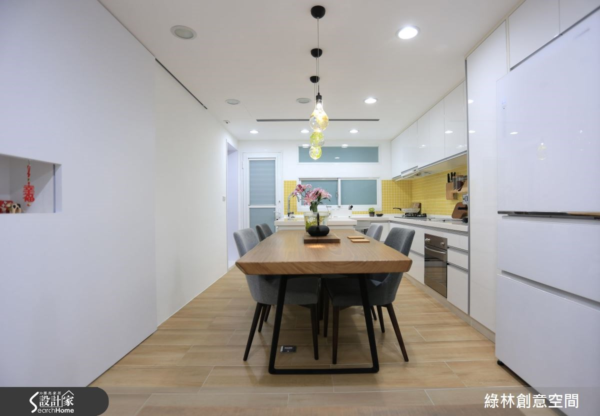 60坪老屋(16~30年)_現代風案例圖片_綠林創意空間_綠林_05之4