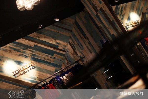 _工業風商業空間案例圖片_尚藝室內設計_尚藝_02之2