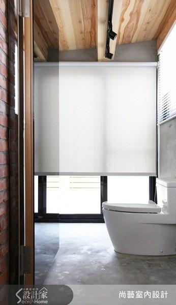 30坪老屋(16~30年)_工業風浴室案例圖片_尚藝室內設計_尚藝_14旅遊節目主持人的家之6
