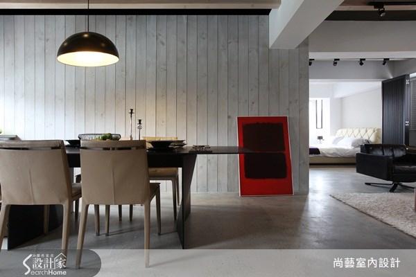 30坪老屋(16~30年)_工業風餐廳案例圖片_尚藝室內設計_尚藝_14旅遊節目主持人的家之12