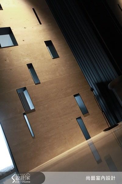 40坪新成屋(5年以下)_現代風玄關案例圖片_尚藝室內設計_尚藝_22元大一品苑之30