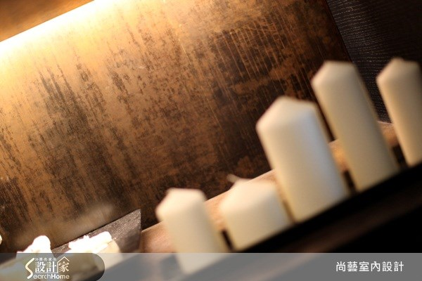 40坪新成屋(5年以下)_休閒風客廳案例圖片_尚藝室內設計_尚藝_20大直輕觸大地之13