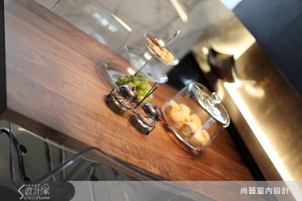 40坪新成屋(5年以下)_休閒風餐廳案例圖片_尚藝室內設計_尚藝_20大直輕觸大地之14