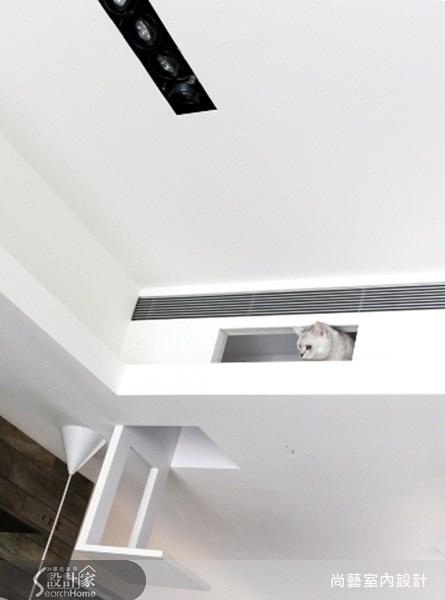 40坪新成屋(5年以下)_休閒風寵物案例圖片_尚藝室內設計_尚藝_20大直輕觸大地之7