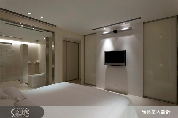 40坪老屋(16~30年)_現代風臥室案例圖片_尚藝室內設計_尚藝_21深坑之21