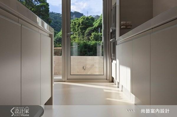 40坪老屋(16~30年)_現代風廚房案例圖片_尚藝室內設計_尚藝_21深坑之11