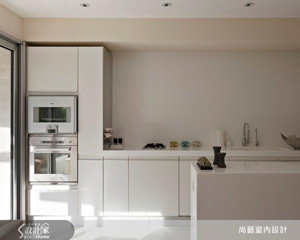 40坪老屋(16~30年)_現代風廚房案例圖片_尚藝室內設計_尚藝_21深坑之9