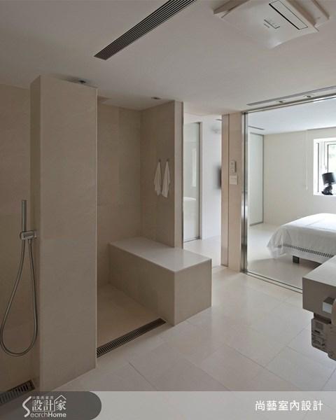 40坪老屋(16~30年)_現代風臥室浴室案例圖片_尚藝室內設計_尚藝_21深坑之17
