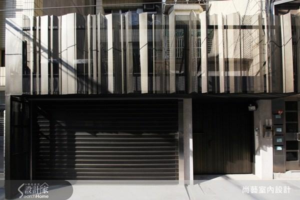 84坪老屋(16~30年)_現代風庭院案例圖片_尚藝室內設計_尚藝_18新生南路之1
