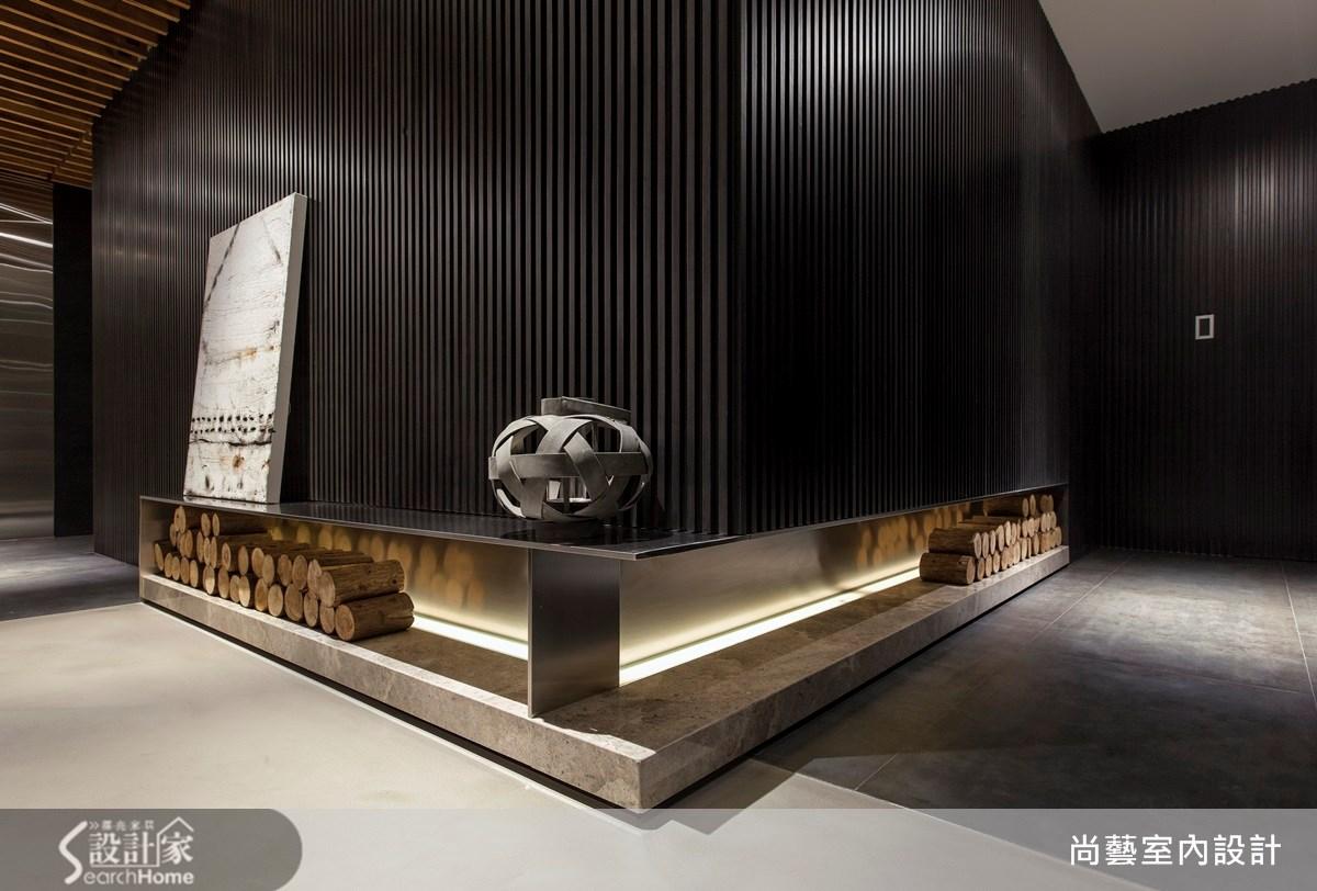 70坪新成屋(5年以下)_現代風玄關案例圖片_尚藝室內設計_尚藝_27高雄溫莎堡器宇之2