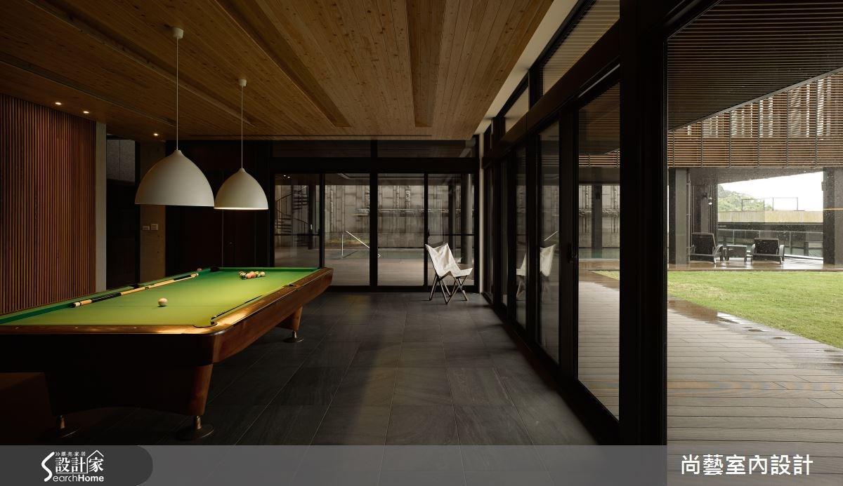 275坪新成屋(5年以下)_現代風庭院和室案例圖片_尚藝室內設計_尚藝_28新店國玉之1