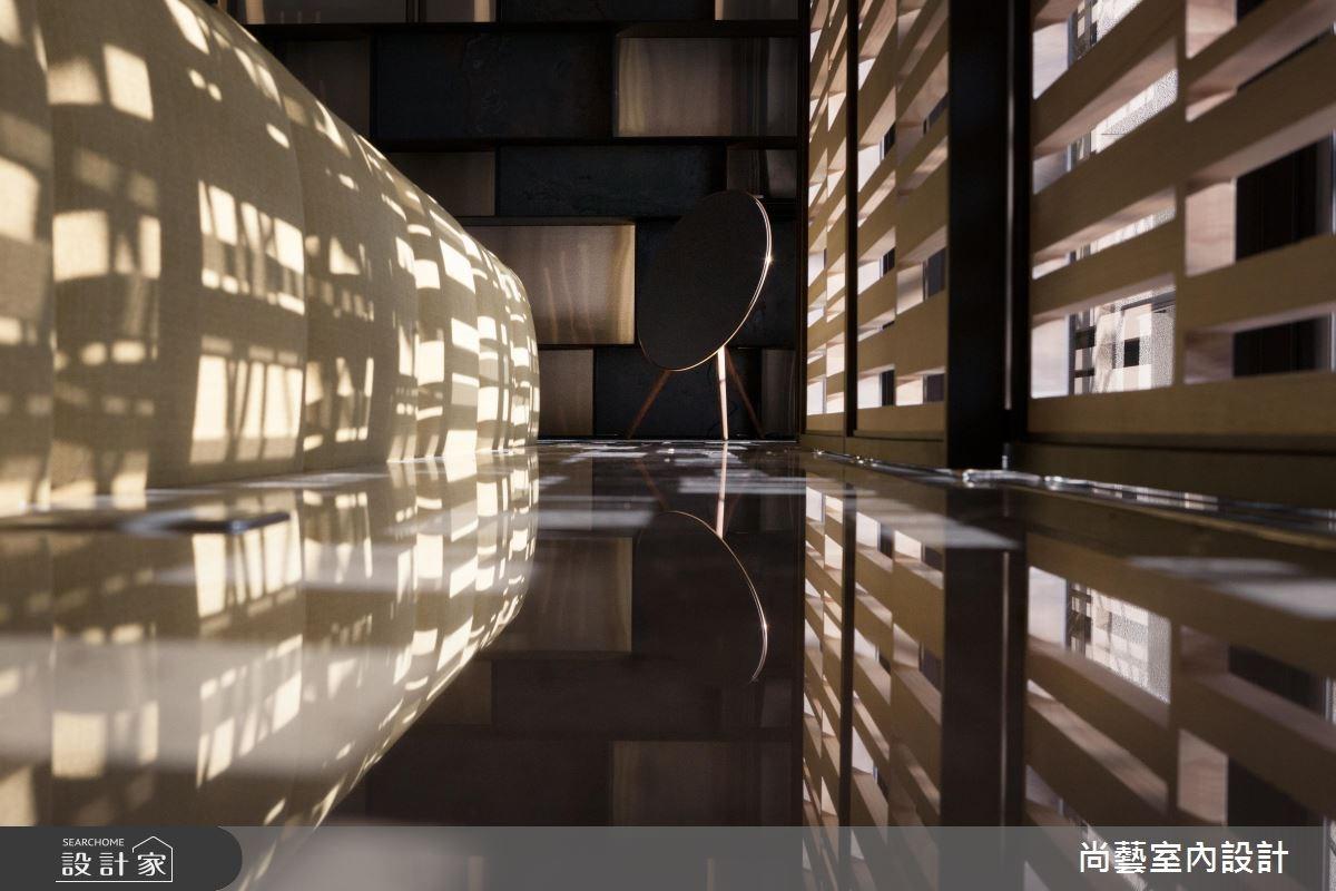 87坪新成屋(5年以下)_奢華風客廳案例圖片_尚藝室內設計_尚藝_33台中入深林之6