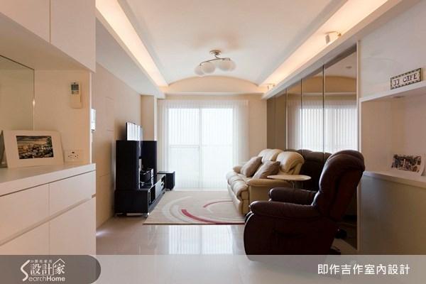 26坪新成屋(5年以下)_現代風案例圖片_吉作室內設計_即作吉作_08之1